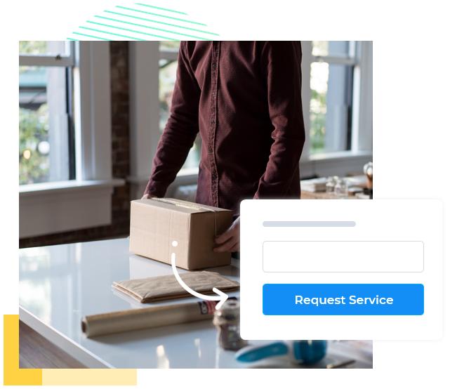 موقع إلكتروني يخدم عملاءك